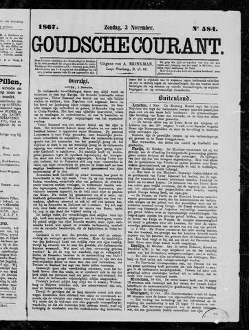 Goudsche Courant 1867-11-03