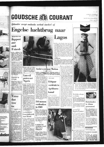 Goudsche Courant 1970-01-17