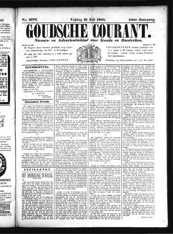 Goudsche Courant 1905-07-21