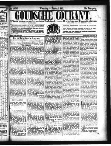 Goudsche Courant 1921-02-09