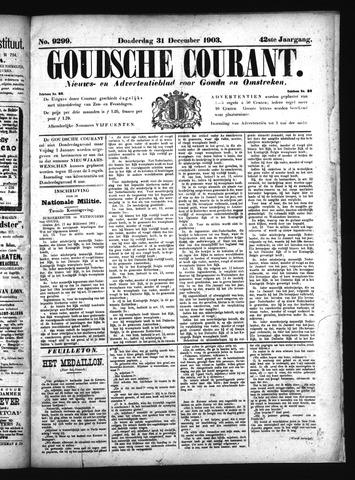 Goudsche Courant 1903-12-31