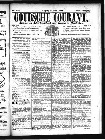 Goudsche Courant 1898-06-24