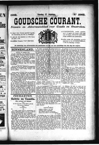 Goudsche Courant 1889-08-27