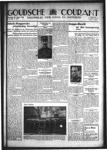Goudsche Courant 1941-03-22