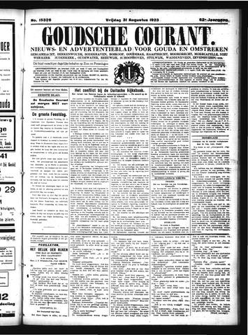Goudsche Courant 1923-08-31