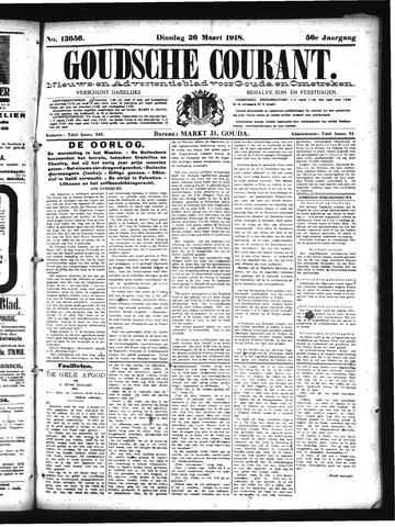 Goudsche Courant 1918-03-26