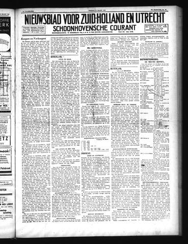 Schoonhovensche Courant 1947-03-28
