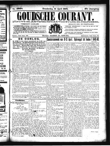 Goudsche Courant 1918-04-11