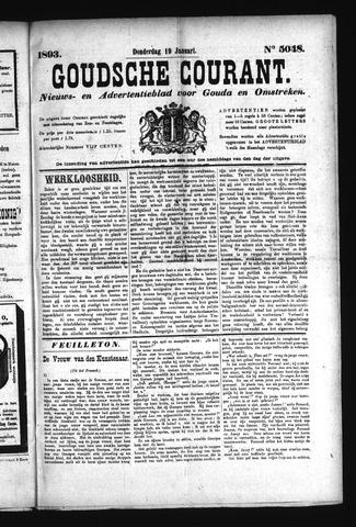 Goudsche Courant 1893-01-19