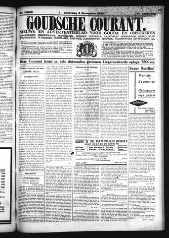 Goudsche Courant 1935-11-09