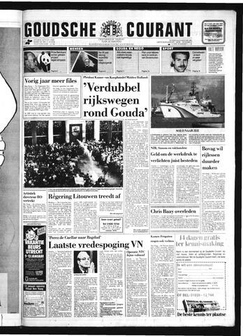Goudsche Courant 1991-01-09