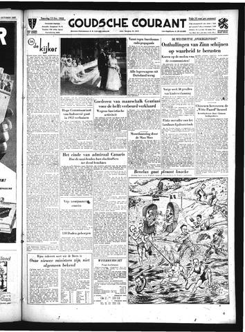Goudsche Courant 1952-10-11