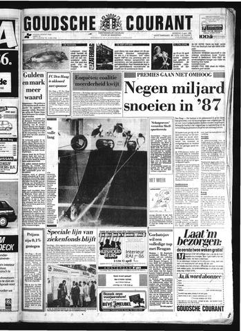 Goudsche Courant 1986-04-05