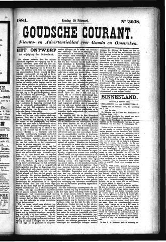 Goudsche Courant 1884-02-10