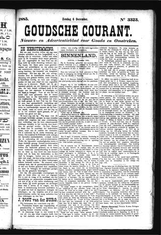 Goudsche Courant 1885-12-06