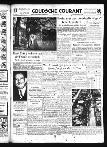Goudsche Courant 1953-12-24