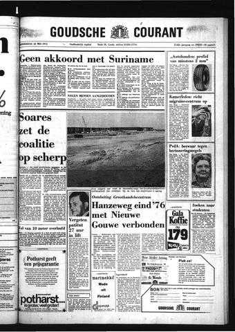 Goudsche Courant 1975-05-22