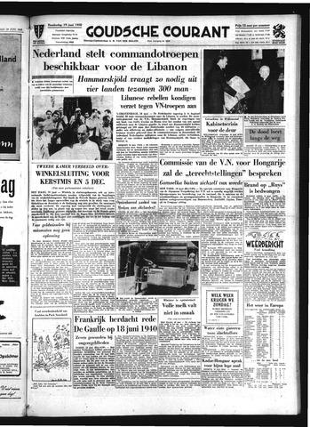 Goudsche Courant 1958-06-19