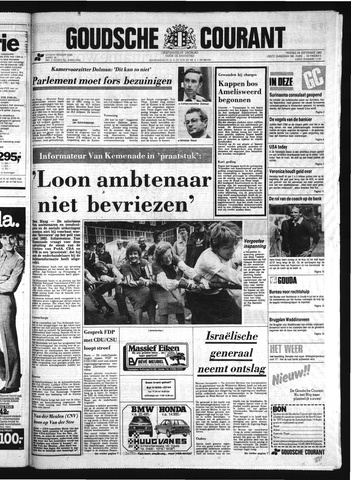 Goudsche Courant 1982-09-24