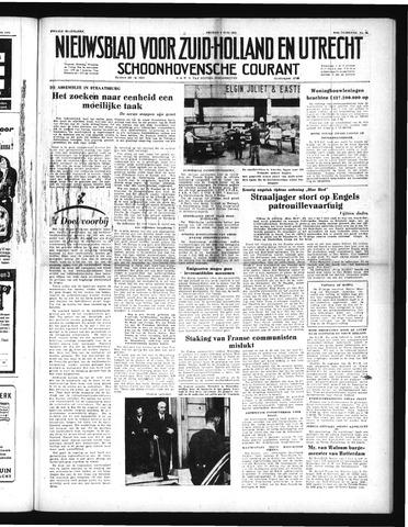 Schoonhovensche Courant 1952-06-06