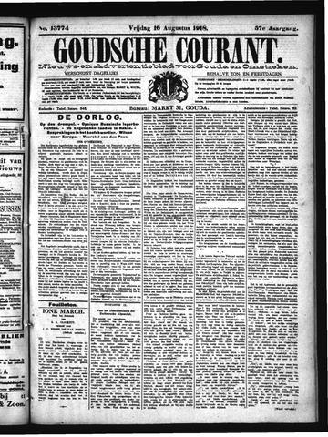 Goudsche Courant 1918-08-16