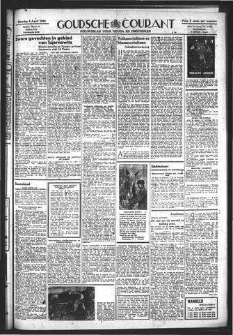 Goudsche Courant 1944-04-04