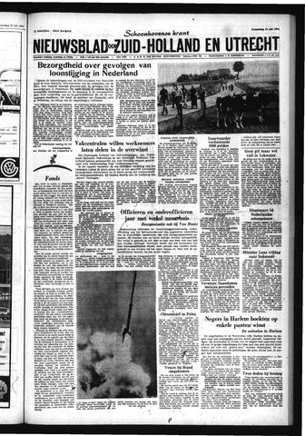 Schoonhovensche Courant 1964-07-22