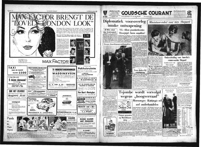 Goudsche Courant 1961-05-08