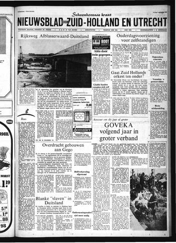 Schoonhovensche Courant 1972-09-01