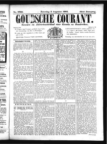 Goudsche Courant 1905-08-05