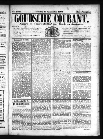 Goudsche Courant 1903-09-15
