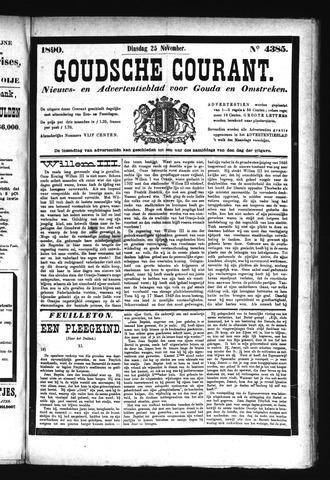 Goudsche Courant 1890-11-25