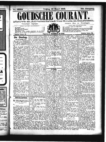 Goudsche Courant 1916-03-10