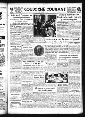 Goudsche Courant 1953-01-20