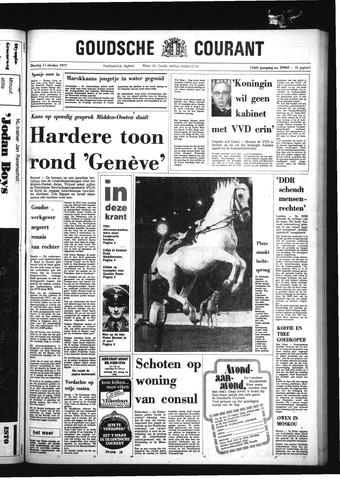 Goudsche Courant 1977-10-11