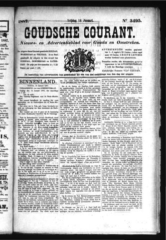 Goudsche Courant 1887-01-14