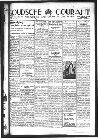 Goudsche Courant 1941-11-08