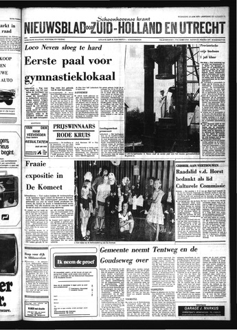 Schoonhovensche Courant 1976-06-23