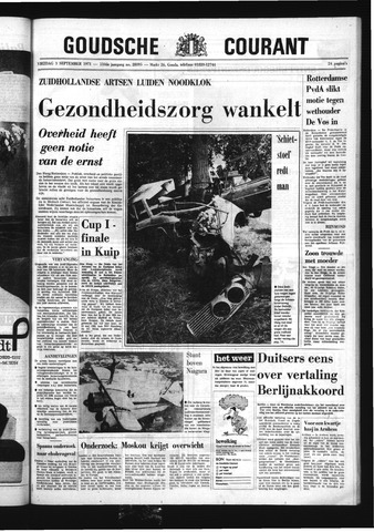 Goudsche Courant 1971-09-03