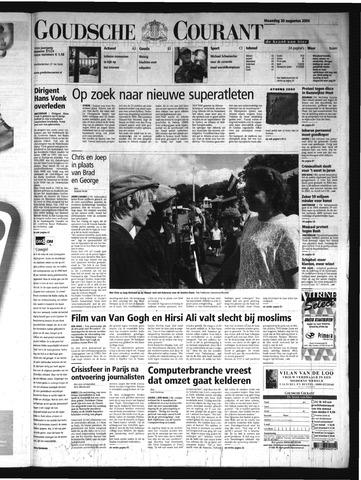 Goudsche Courant 2004-08-30