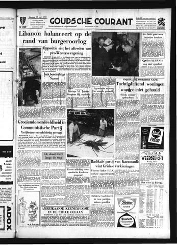 Goudsche Courant 1958-05-13