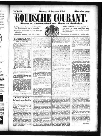 Goudsche Courant 1894-08-14