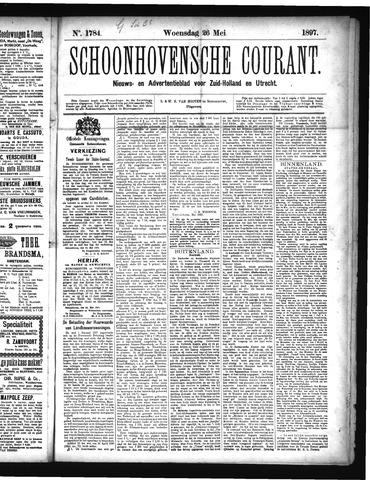Schoonhovensche Courant 1897-05-26