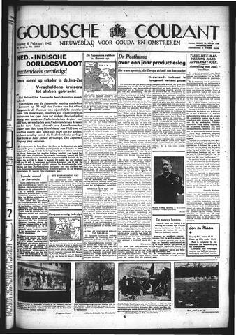 Goudsche Courant 1942-02-06