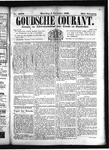 Goudsche Courant 1906-11-03