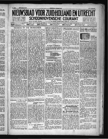 Schoonhovensche Courant 1939-01-04