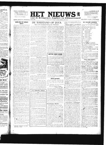 Schoonhovensche Courant 1945-12-07