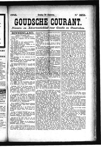 Goudsche Courant 1885-08-30