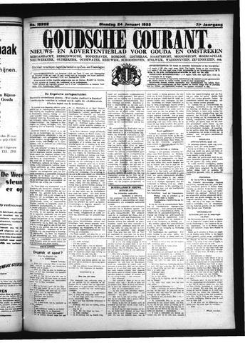 Goudsche Courant 1933-01-24