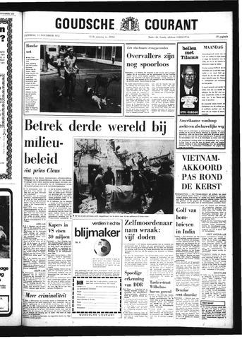 Goudsche Courant 1972-11-11